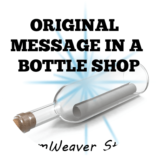 Bottle Me A Message