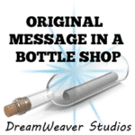 Original Message in a Bottle - Gift, Invitations, Business and More