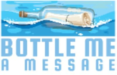 Bottle Me a Message in a Bottle - Gift, Invitations, Favors, Business, kits too.